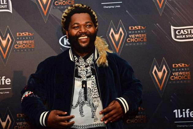Sjava Says It's Difficult Being Famous
