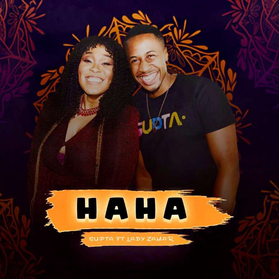 """Supta Shares Release Date And Teaser Of New Song, """"Haha"""" Featuring Lady Zamar"""