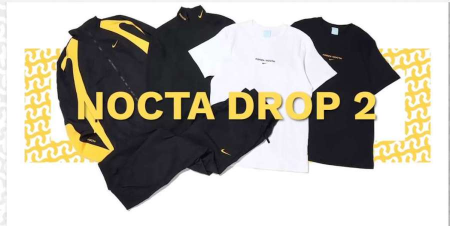 """The Drake x Nike """"NOCTA"""" Collection Drop 2nd Releases Today! See Samples"""