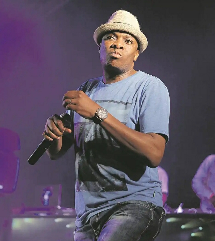 Thebe Mogane Is In Trouble