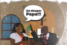 Tswyza, Lowd Mouth, Future Majesties, Kiddy Soul & Dj Mashstarr - Go Deeper Papa