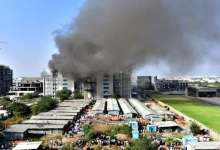 5 Dead As Fire Rages Through World's Largest Vaccine Production Site In Pune, India