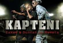 Zakwe & Duncan Officially Release Kapteni Featuring Kwesta As Single