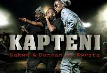 Zakwe And Duncan Tease Forthcoming 'Kapteni' Visuals Featuring Kwesta