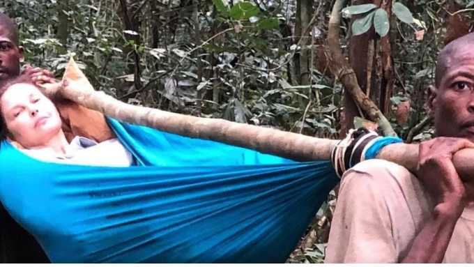 Ashley Judd Details Excruciating Leg Accident In The Congolese Rainforest