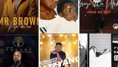Best 6 South African Music Albums Released In January 2021