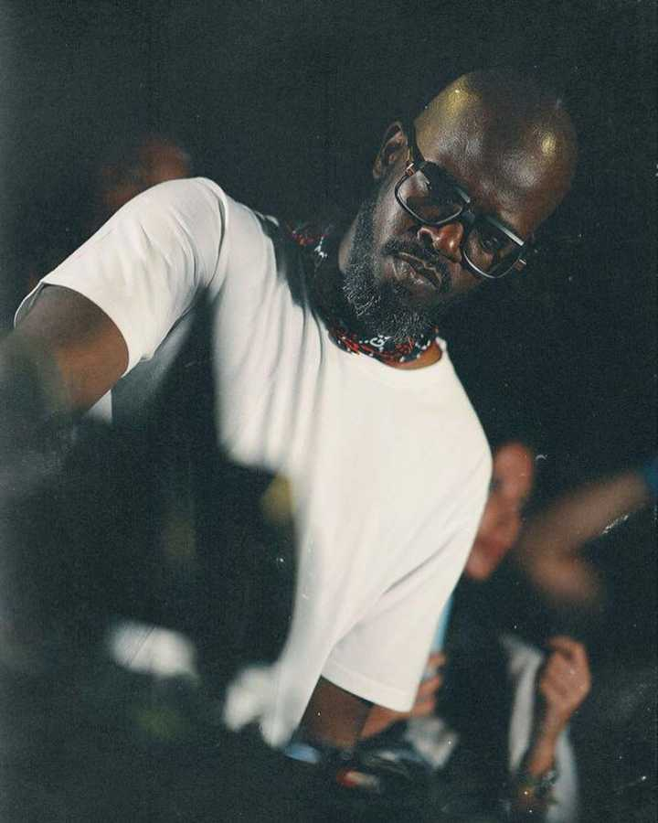 Was Black Coffee Trying To Sneak Euphonik Into His Party
