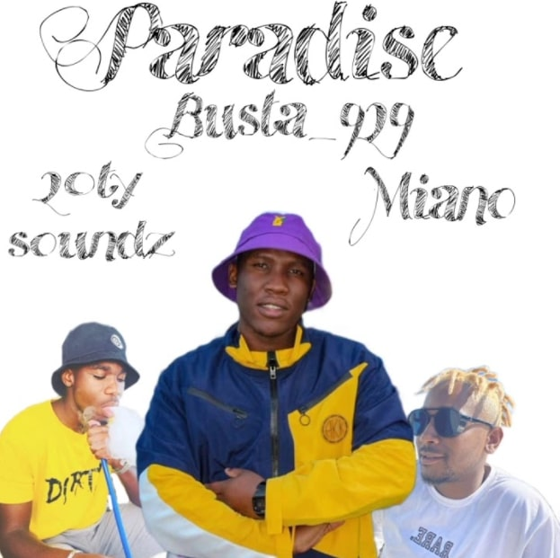Busta 929 Goes To Paradise With Miano
