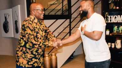 Mzansi Reacts As Cassper Nyovest Meets Jacob Zuma At Nkandla