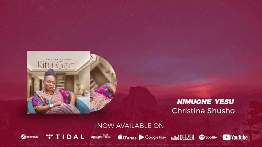 Christina Shusho – Nimuone Yesu