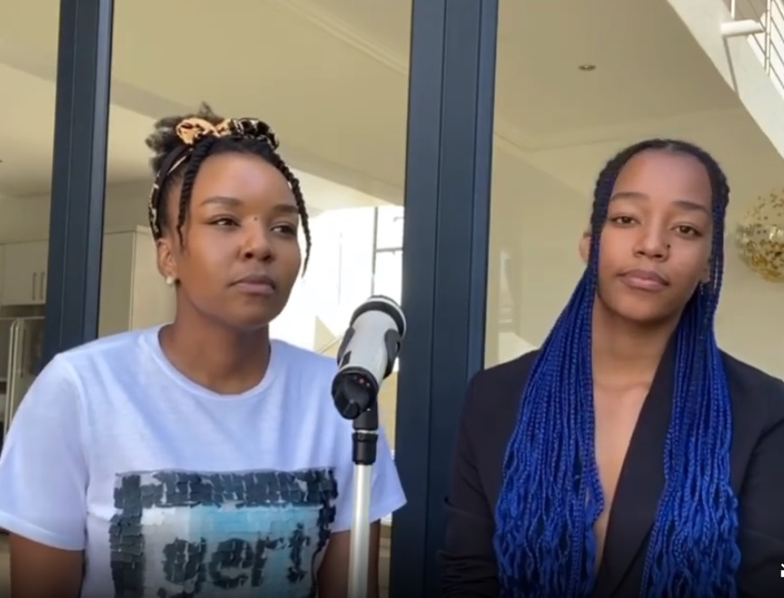 """Cici & Nsipho Render Their Voices In New """"Never Enough"""" Live Performance"""
