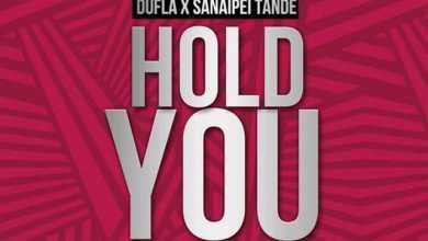 Dufla Diligon – Hold You Ft. Sanaipei Tande