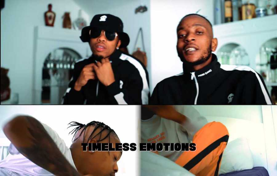 Ex Global & Krish Express Timeless Emotions In Song & Music Video