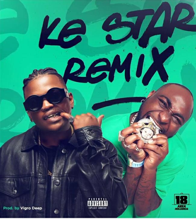 "Focalistic's ""Ke Star Remix"" Music Video Feat. Davido & Vigro Deep Is Out"