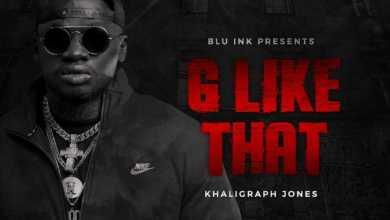 Khaligraph Jones – G Like That