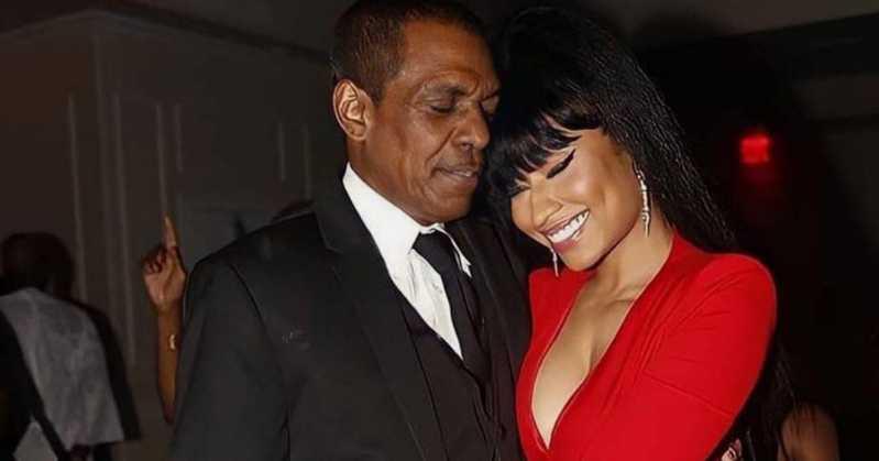 Killer of Nicki Minaj's Father Surrenders To The Police