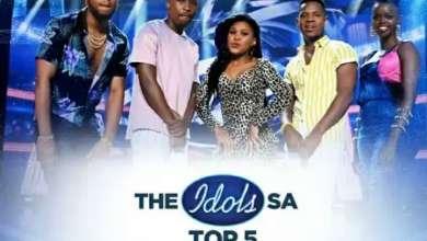 Idols SA: Kalawa Jazmee officially confirms signing of Season 16 top 5