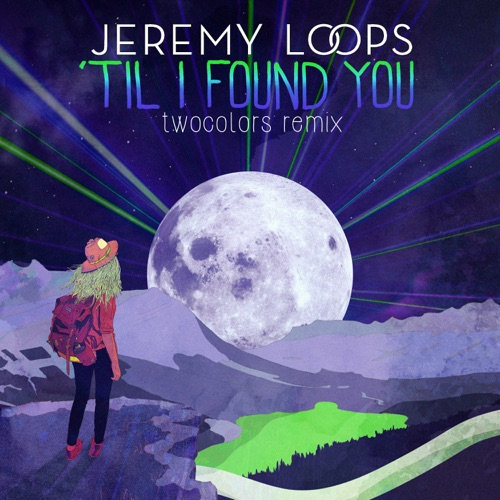 Jeremy Loops Premieres Til' I Found You (Twocolours Remix)