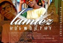 """Listen To Lamiez Holworthy's """"Tattooed Tuesday Mix"""" Morning Flava Mix Compilation"""