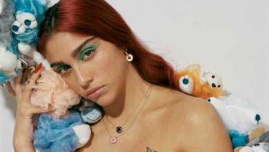 Madonna's Daughter Lourdes Leon Is The New Face of Marc Jacobs
