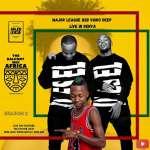 Major League Djz & Vigro Deep - Amapiano Live Balcony Mix Kenya B2B ( S2   EP4)