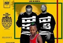 Major League Djz & Vigro Deep - Amapiano Live Balcony Mix Kenya B2B ( S2 | EP4)