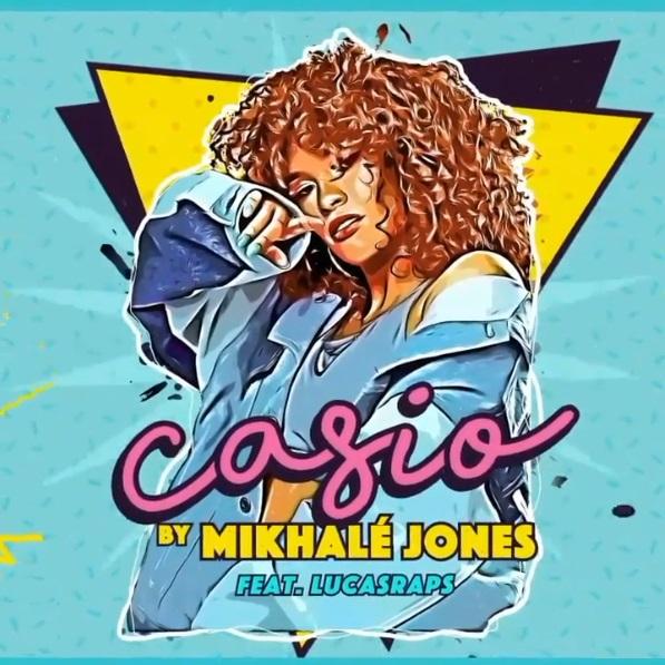 Mikhale Jones – Casio Ft. Lucasraps