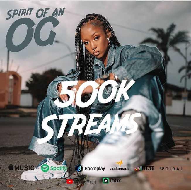 """Moozlie Celebrates Milestone For """"Spirit Of An OG"""" Album"""