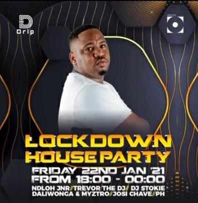 NDLOH JNR – Lockdown House Party Mix