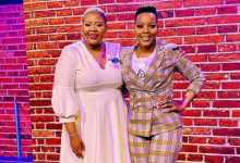Nomcebo Zikode's Encounter With  Anele Mdoda Thrills Fans