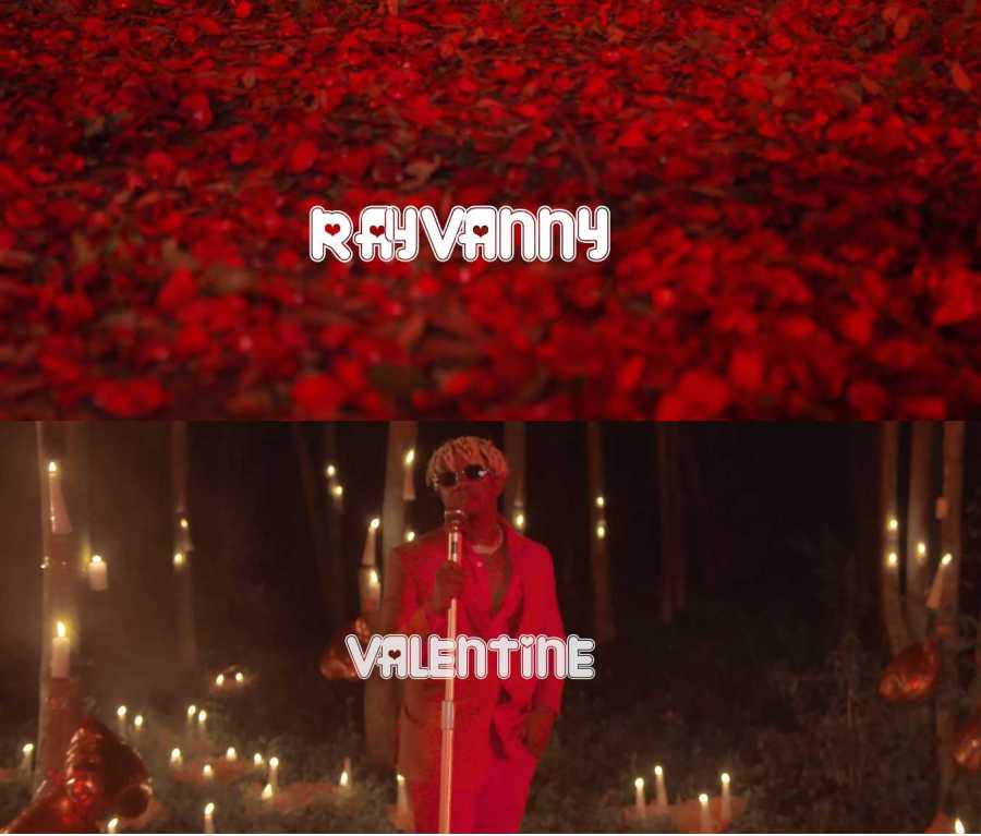 Rayvanny – Valentine