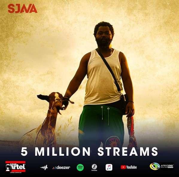 "Sjava Records Milestone Of 5 Million Streams With ""Umsebenzi"" EP"