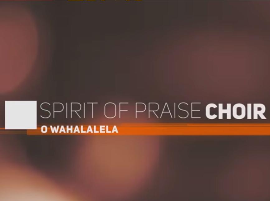 Spirit Of Praise Drops O Wahalalela