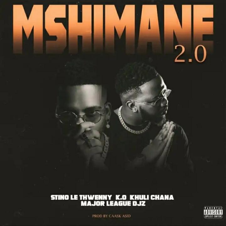 """Stino Le Thwenny Enlist Khuli Chana, K.O & Major League DJz For """"Mshimane 2.0"""""""