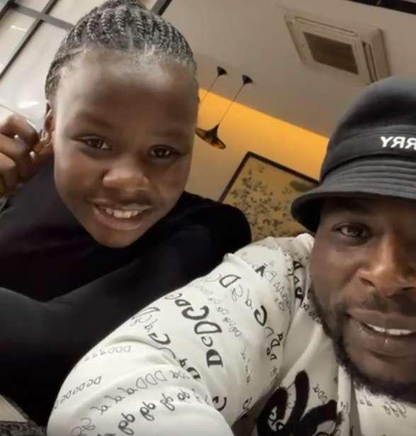 Watch DJ Maphorisa Celebrate Daughter Lesedi At 12