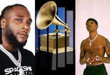 Wizkid & Burna Boy Triumph At The 63rd Grammys - See Full List of Winners