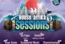 Chymamusique – House Dimensions (House Afrika Session 2 Disc 5)