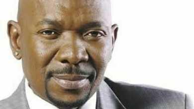 Actor Menzi Ngubane Passes On