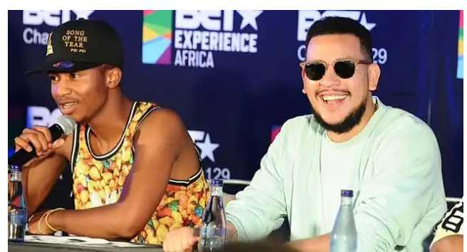 AKA On Possible Collaboration With Emtee