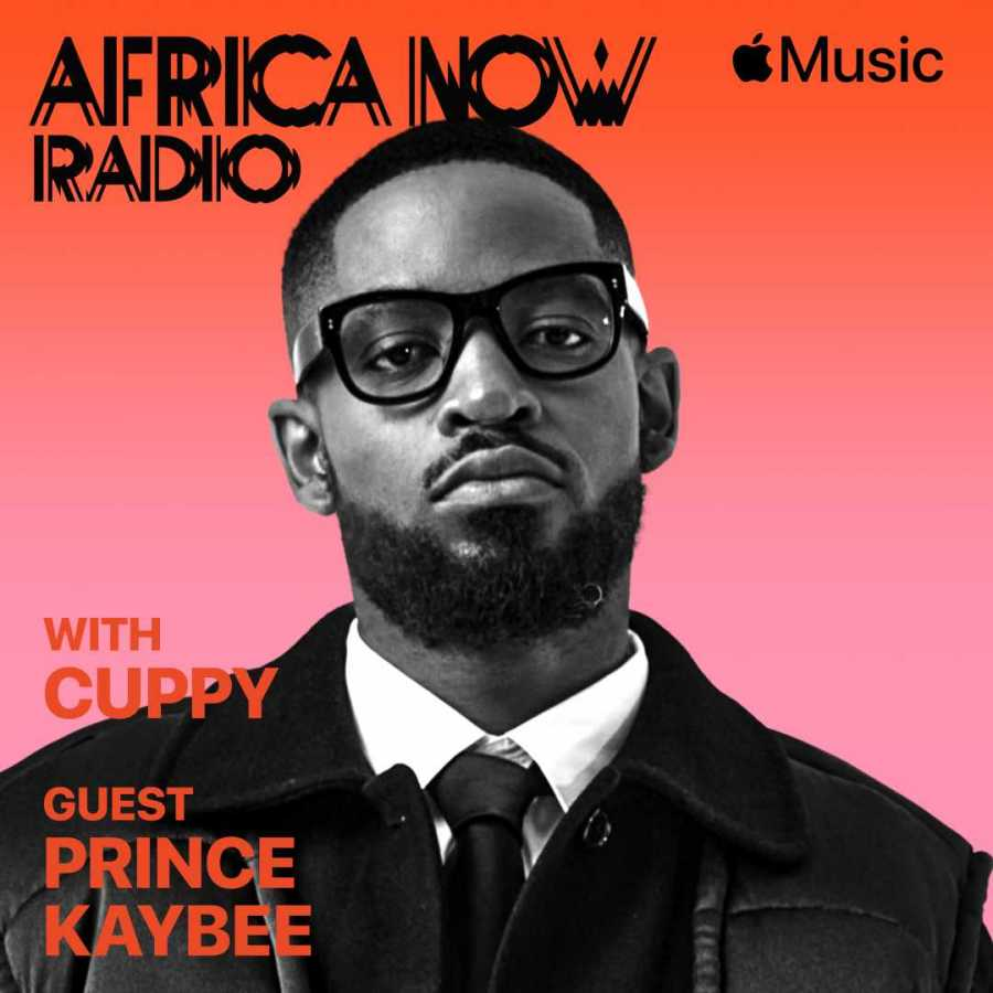 Apple Music's Africa Now Radio With Cuppy This Sunday With Prince Kaybee