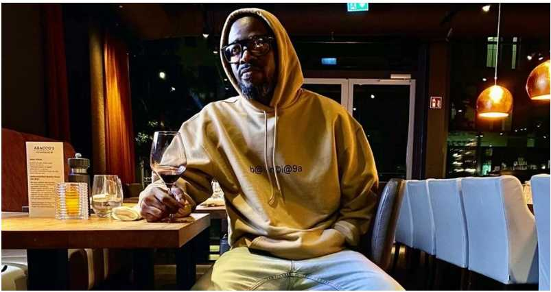 Black Coffee Hand Accident Injury And Why He Keeps His Hand In The Pocket