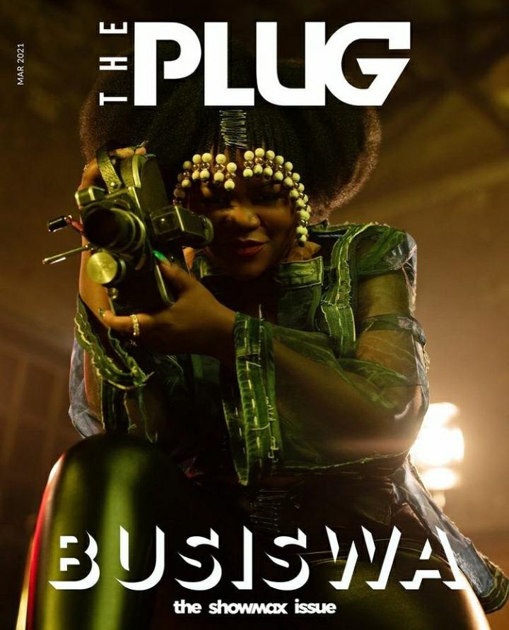 Busiswa Covers The Plug Magazine SA