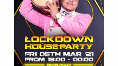 Channel O Lockdown House Party Season 2 Lineup (Fri, 5th-Sat, 6th) February 2021