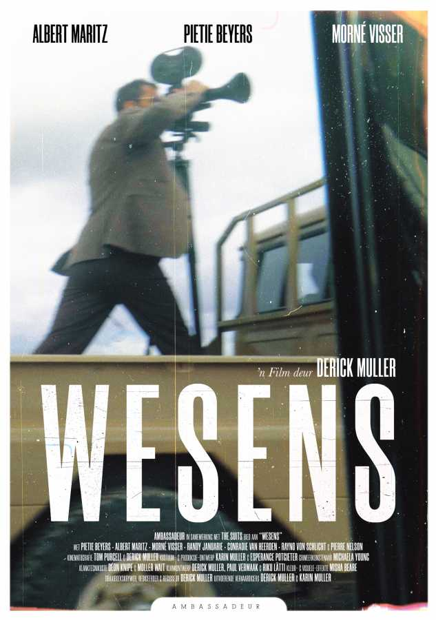 Critically acclaimed SA Karoo Sci-Fi film, Wesens, will be exclusively available on DSTV Box Office from 8 March 2021