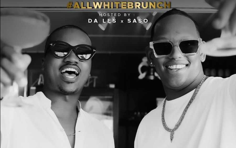 Da Les Criticized For His Ladies Grooming Request For His Imminent All White Party