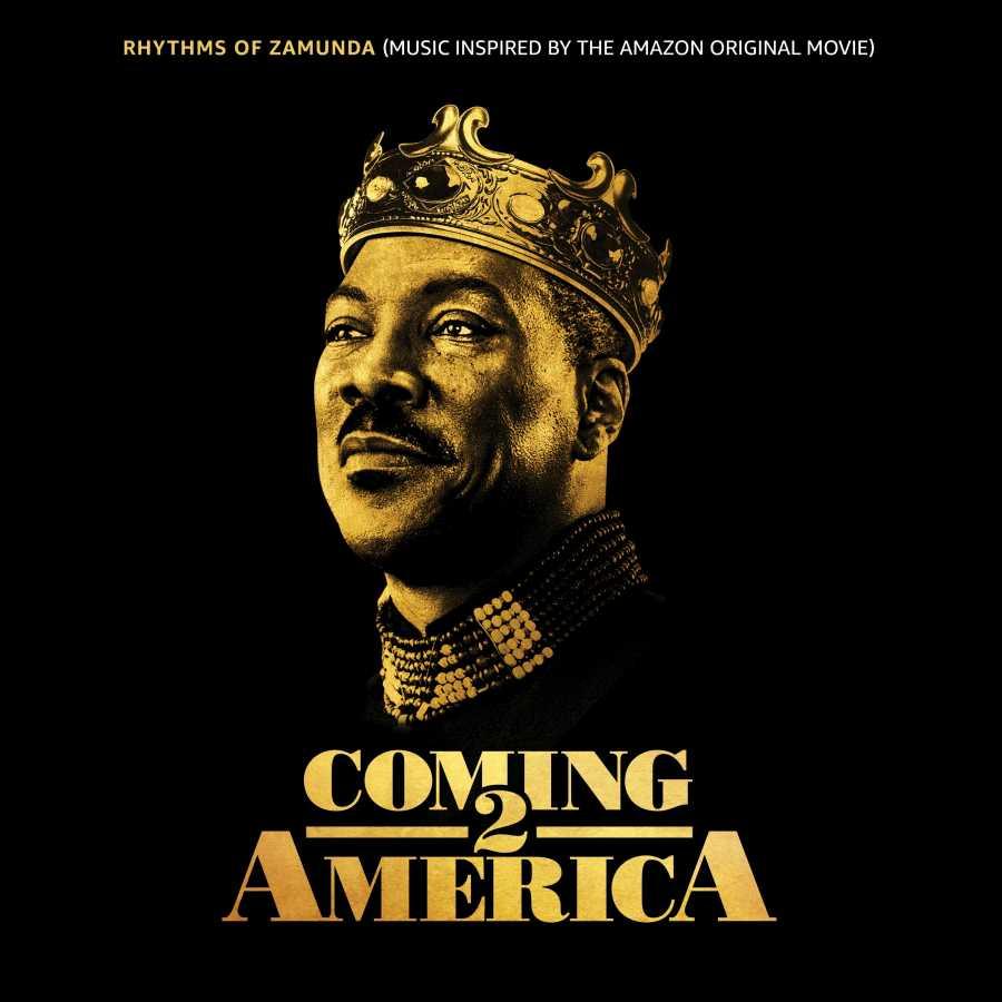 Def Jam Africa Presents Rhythms Of Zamunda –  Music Inspired By Coming 2 America