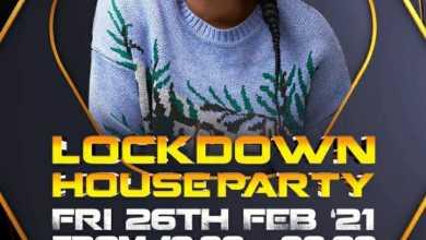 Dj Le Soul Lockdown House Party Set 26 Feb 2021