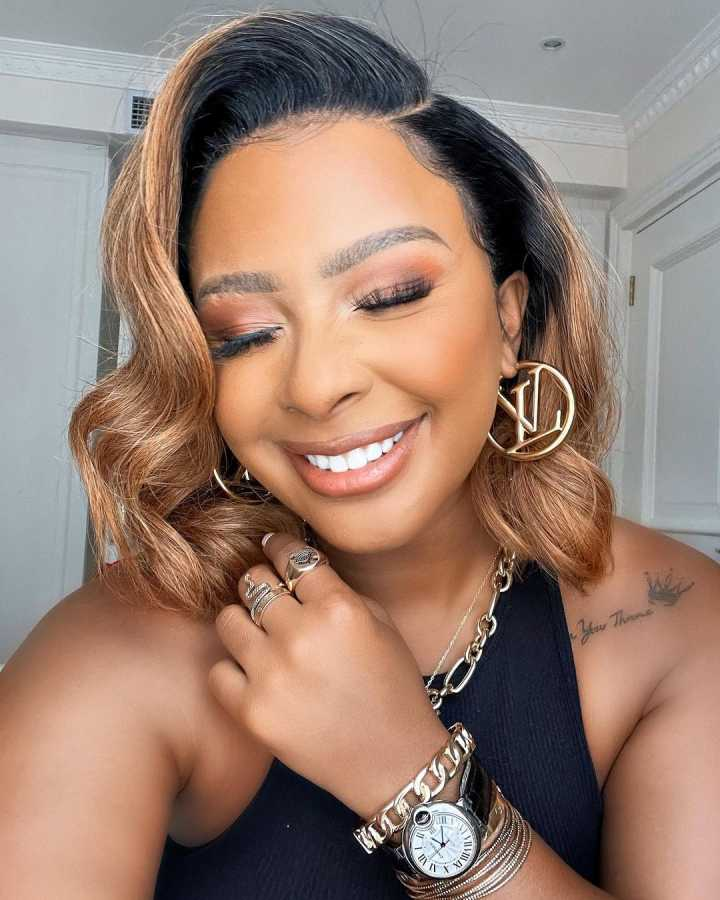 Fans React As Boity Says She's Finally Ready To Do The #sillouettechallenge
