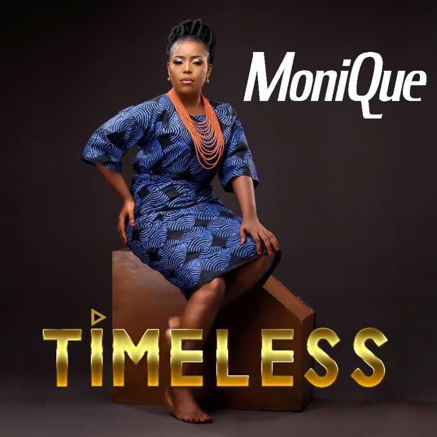 """Gospel Singer, MoniQue Drops """"Timeless""""."""