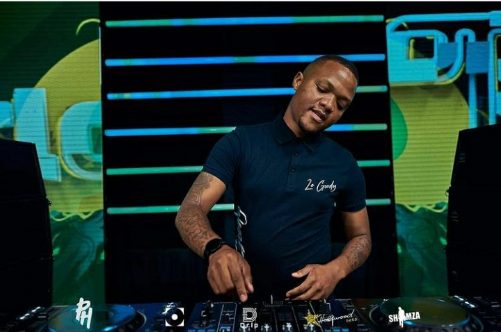 Le Goody – Lockdown House Party Mix (20 March 2021)